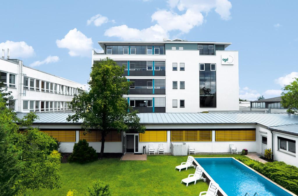 SGD-Gebaeude in Darmstadt