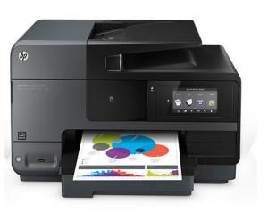 HP Officejet Pro 8600 Series