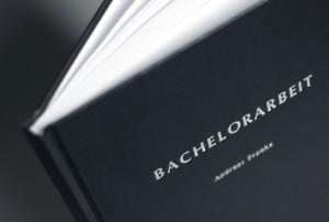 Gebundene Bachelorarbeit